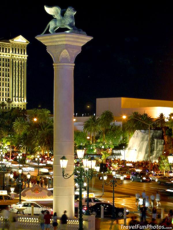 City Lights of Las Vegas, Nevada – USA