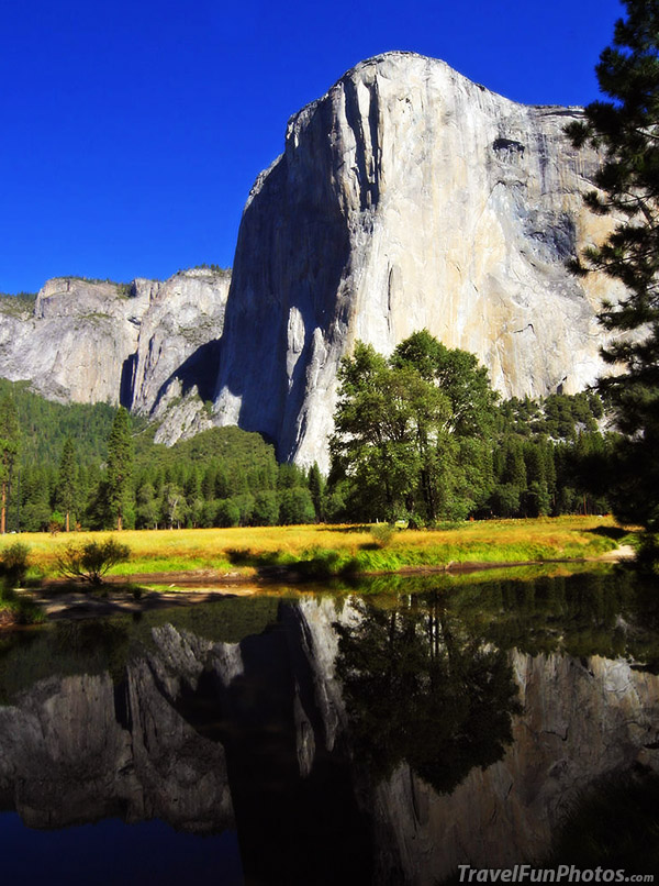 El Capitan – Yosemite National Park, California – USA