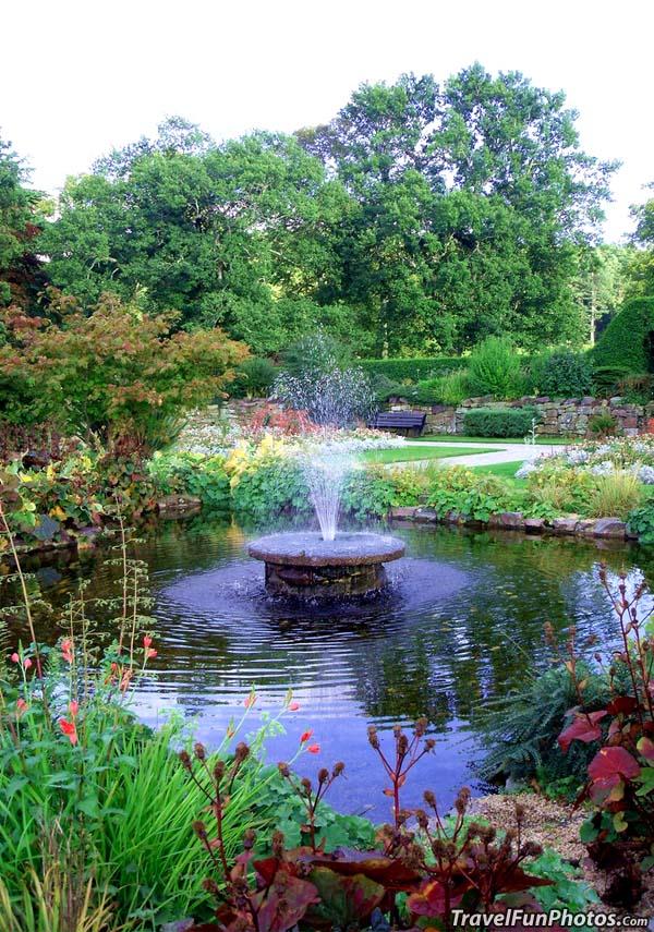 Grant Park Forres Morayshire, Scotland