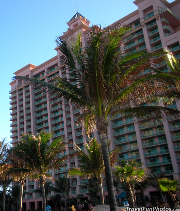 Hotel Cove at Atlantis in the Bahamas