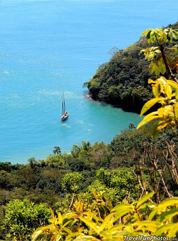 Ilha Grande Island, Brazil