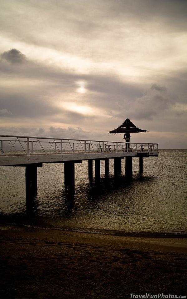 Summer Sunset on Ishigaki Island, Okinawa, Japan