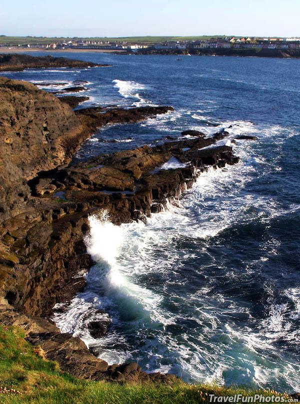 Rocky Cliffs of Kilkee Ireland