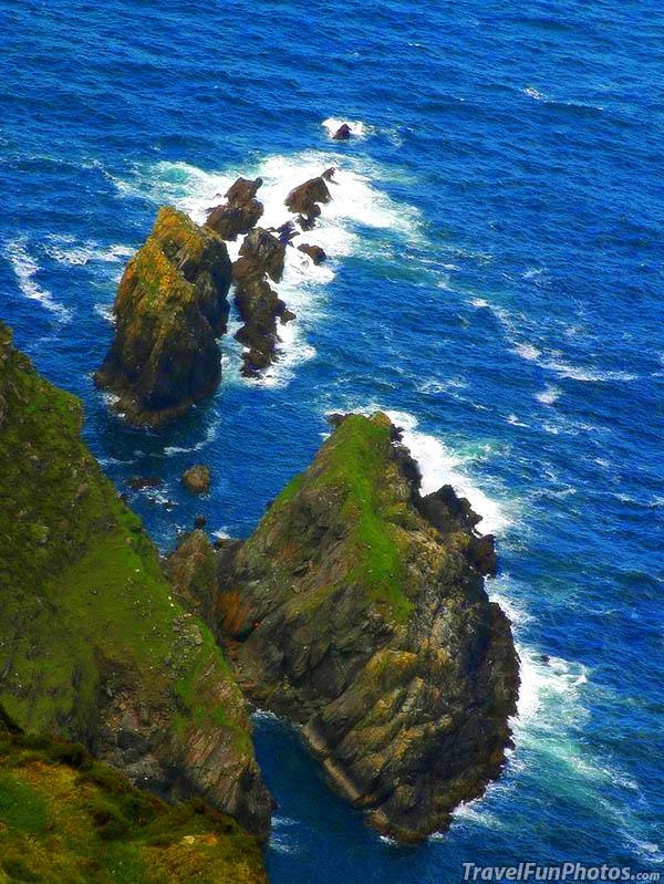 Slieve League Cliffs of Ireland